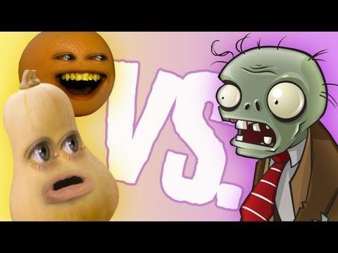 Fruits Vs Zombies: Squash