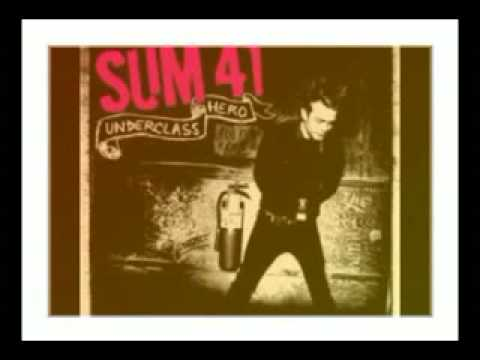 Sum 41! - Scottie Doesn't Know (Lustra)