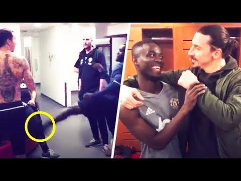 Zlatan İbrahimović'i Tekmelemeye Cesaret Eden Tek Futbolcu