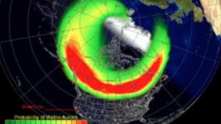 Severe Level 4 Magnetic Storm - March 17, 2015