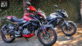 Pulsar NS200 vs Pulsar NS160 | Full specification & price | Which one to buy ??