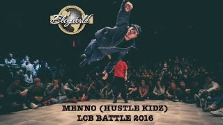 MENNO | HUSTLE KIDZ | LCB BATTLE 2016