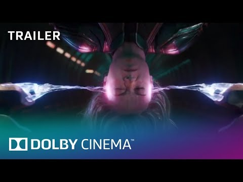 Captain Marvel - Trailer #2  | Dolby Cinema | Dolby