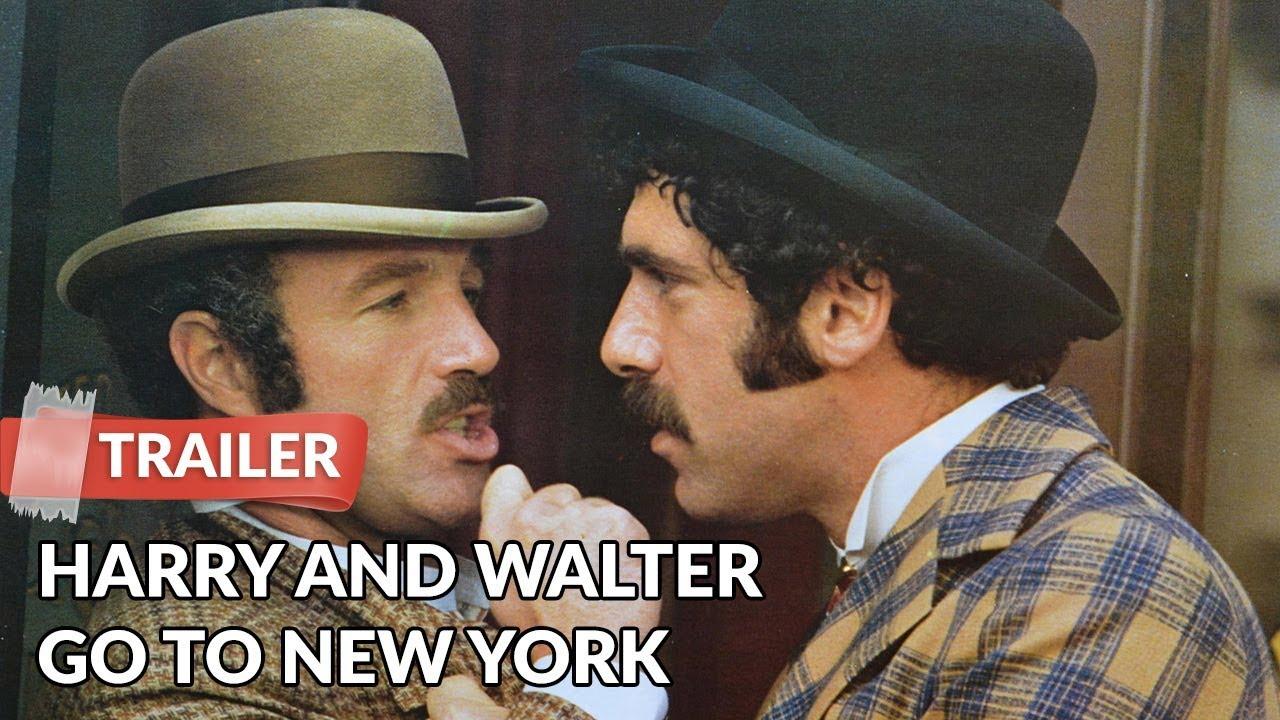 Download Harry and Walter Go to New York 1976 Trailer   James Caan   Elliott Gould
