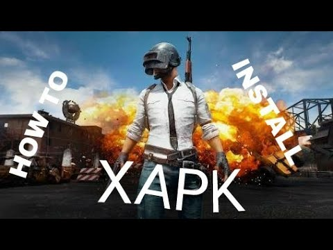 HOW TO INSTALL XAPK (PUBG)