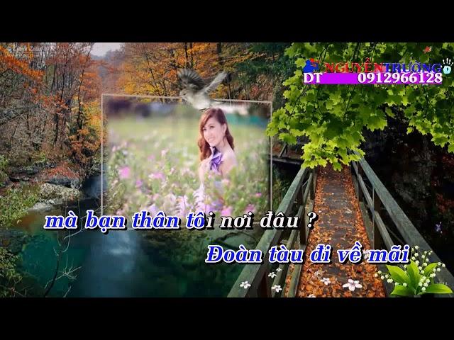 [Karaoke HD] Hai Mùa Mưa -❣️moi sc cungf hoa !!