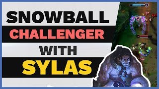 Sylas Guide for DOMINATING Lane AND the Map!