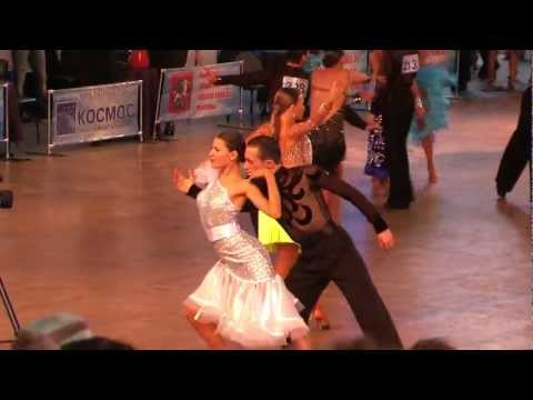 XVII CSKA Cup Victory Waltz, Россия - Moscow, WDSF International Open Latina