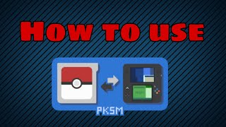 How to install and use PKSM