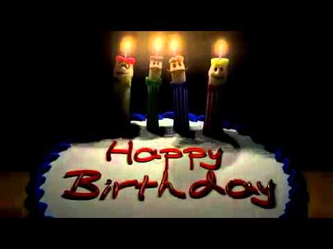 Happy Birthday Lilin Youtube
