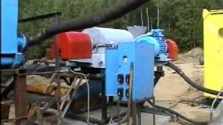Установка по переработке нефтешламов(Месторождение бывшей компании