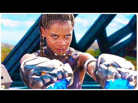 BLACK PANTHER Tous Les Extraits + streaming (2018)