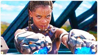 BLACK PANTHER Tous Les Extraits + Bande Annonce (2018) streaming