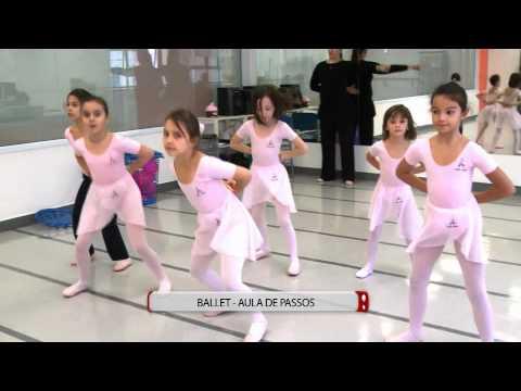 a9a072efbf Passos de Ballet - YouTube
