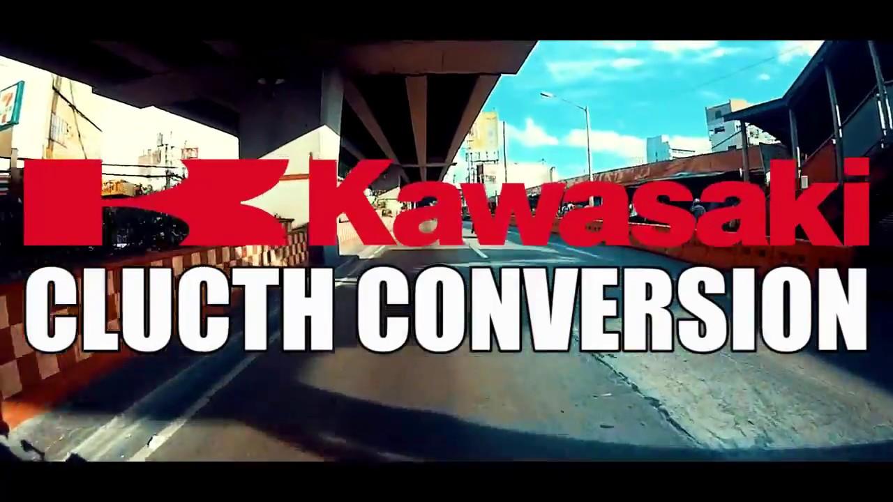 Buhayriderph - Kawasaki Fury 125  Clutch Conversion