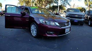 2013 Honda Accord Sdn Westlake, Simi Valley, Newbury Park, Camarillo, Thousand Oaks, CA 87127A