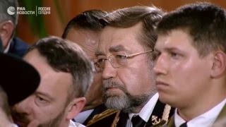 Встреча Путина с представителями общественности в Симферополе