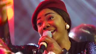 Mercy Chinwo sings Chinedum and Excess Love in Ghana at Women in Worship 2019