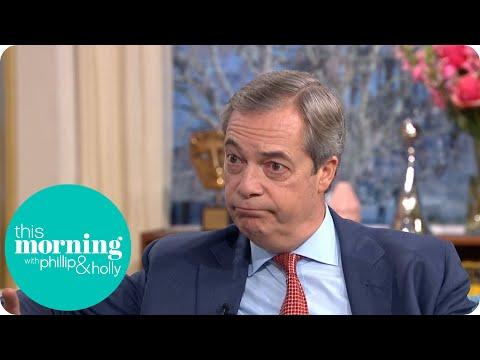 Nigel Farage Reveals