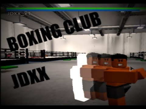 Boxing Club (Roblox)