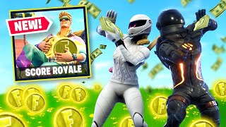 *NEW* MONEY WARS Gamemode In Fortnite Battle Royale! (Score Royale)