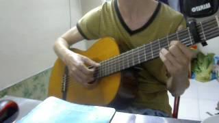 Xin em nụ cười - Guitar cover (có hợp âm)