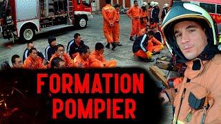 La formation des Pompiers de Taipei ! [Le Foyer #1]