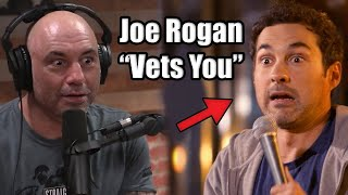 "How I got Invited on the Joe Rogan Experience | Comedian Mark Normand Reveals How Joe ""Vets You"""