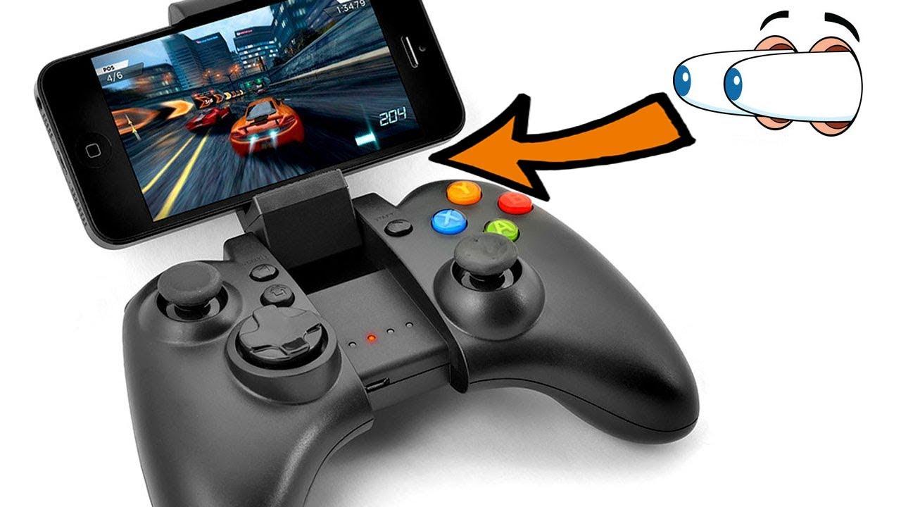 لعشاق الاثارة والعاب الهاتف افضل يد تحكم لاجهزة الاندرويد Review Gamepad