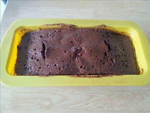 Fondant en chocolat au micro onde