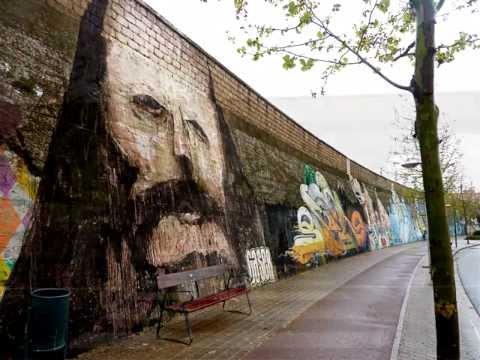 Catalan graffiti's - Reus (no music)