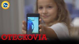 OTECKOVIA - Tamara s Ninou idú poza školu
