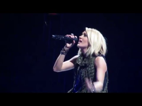 """Carrie Underwood -- """"What I Never Knew I Always Wanted"""""""