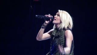 "Carrie Underwood -- ""What I Never Knew I Always Wanted"""