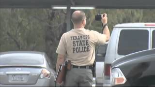 Homeland Security agents and DPS officers search Port Arthur business