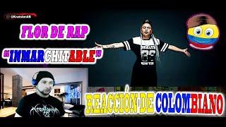 Flor de Rap - Inmarchitable (Vídeo Oficial) - Reaccion de Colombiano