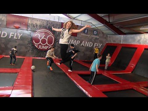 Ferientipp: 360 Jump in Dietzenbach