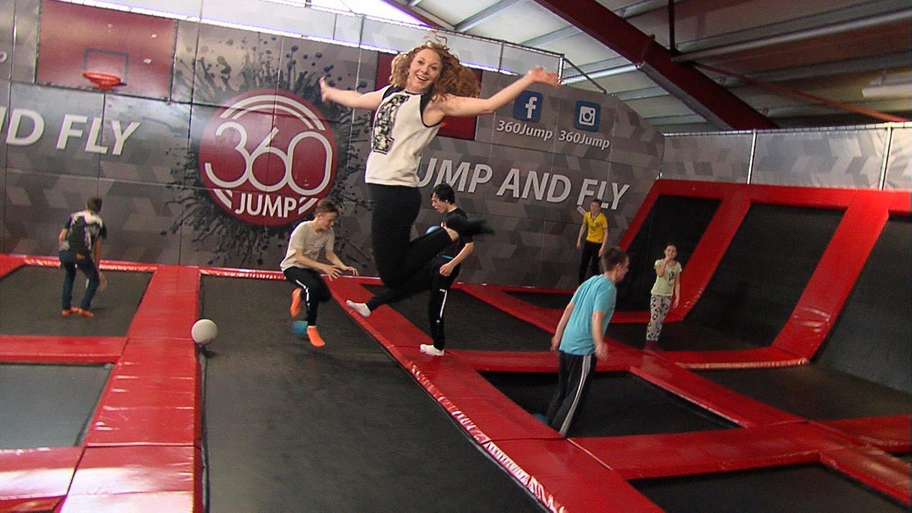 360 Jump Frankfurt
