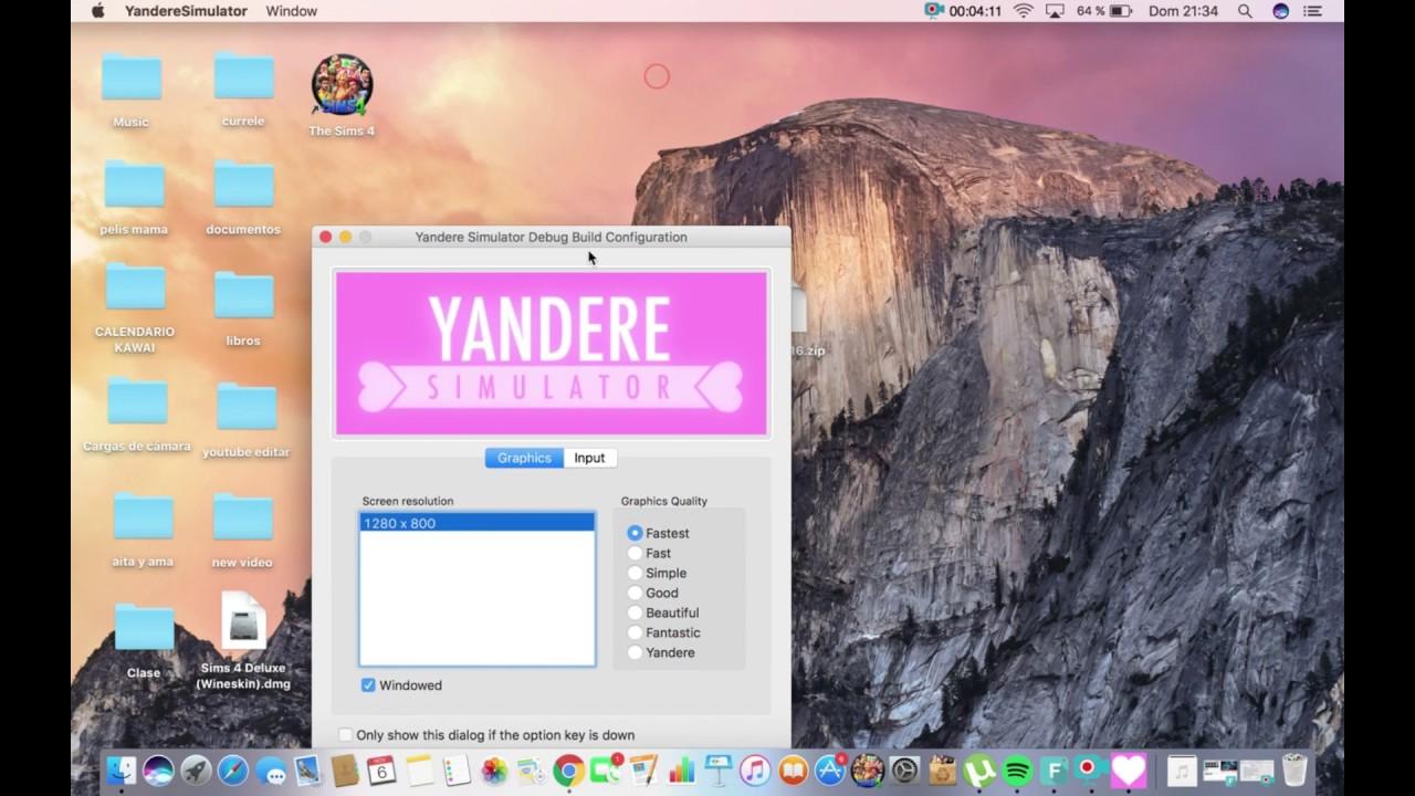 Descargar Yandere Simulator para Mac