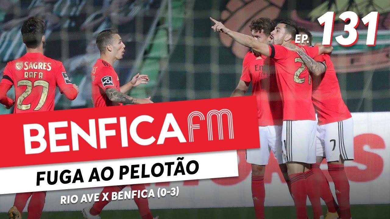 Benfica FM #131 - Rio Ave x Benfica (0-3)