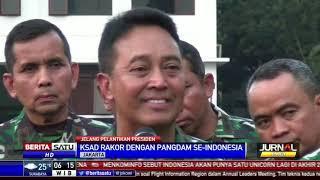 TNI: Seluruh Pasukan Sudah Disiapkan Untuk Pelantikan Presiden