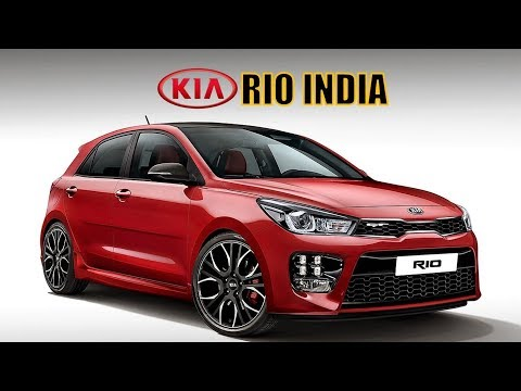 KIA RIO INDIA LAUNCH, PRICING, FEATURES AND ALL DETAILS. Rs 5 LAKH CAR