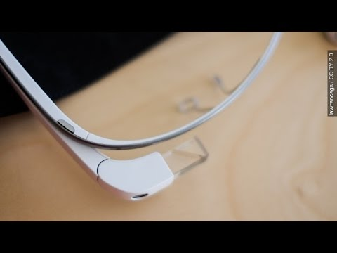 Google Wants To Make Glass Cool Again - Newsy