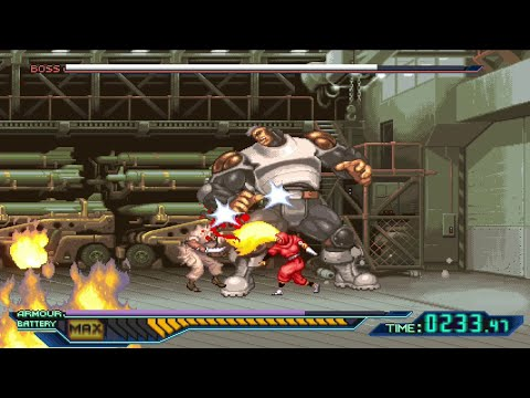 The Ninja Saviors: Return of the Warriors: Quick Look