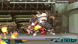 The Ninja Saviors: Return of the Warriors: Quick Look (Video Game Video Review)