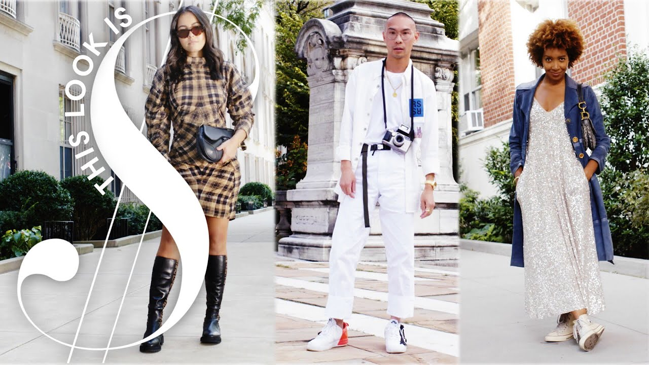 Guess Which Of These Outfits Cost $22,000 at NYFW | This Look Is Money | Harper's BAZAAR