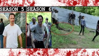 The Walking Dead Season 6 Teaser - No Time Skip & New Wall
