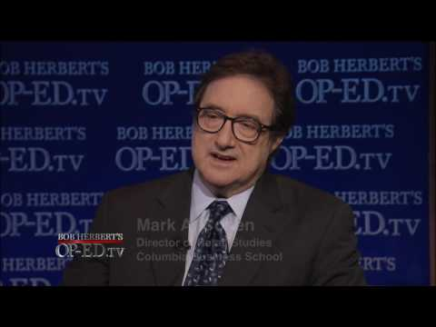 Bob Herbert's Op-Ed.TV - Traditional Retail vs. E-commerce with Mark A. Cohen