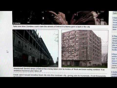 Detroit's Zombie Apocalypse