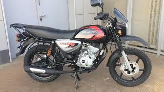Оновлений мотоцикл Bajaj Boxer BM 150X Disk 2019